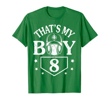 Afbeelding in Gallery-weergave laden, That's My Boy Number 8 Player Fan Love Vintage Retro Shirt