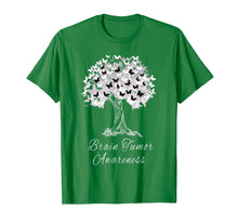 Afbeelding in Gallery-weergave laden, Brain Tumor Awareness T-Shirt Warrior Tree Hope Gift