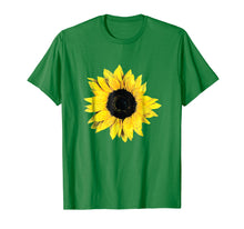 Afbeelding in Gallery-weergave laden, Pretty Oversize Flower Floral Sunflower Graphic T-Shirt
