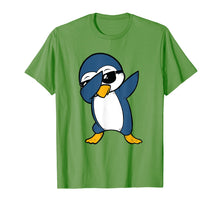 Afbeelding in Gallery-weergave laden, Dabbing Penguin TShirt Cool Cute Animal Dab Boy Girl Shirt