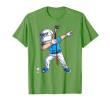 Afbeelding in Gallery-weergave laden, Dabbing Golf T shirt for Boys Dab Dance Golfing Golfer Gifts