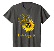 Afbeelding in Gallery-weergave laden, Sunflower radiology life t-shirt