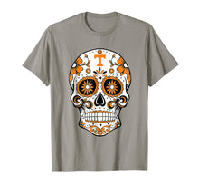 Afbeelding in Gallery-weergave laden, Tennessee Volunteers Sugar Skull T-Shirt - Apparel