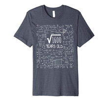 Afbeelding in Gallery-weergave laden, 40th Birthday Gift Shirt - Square Root of 1600: 40 Years Old
