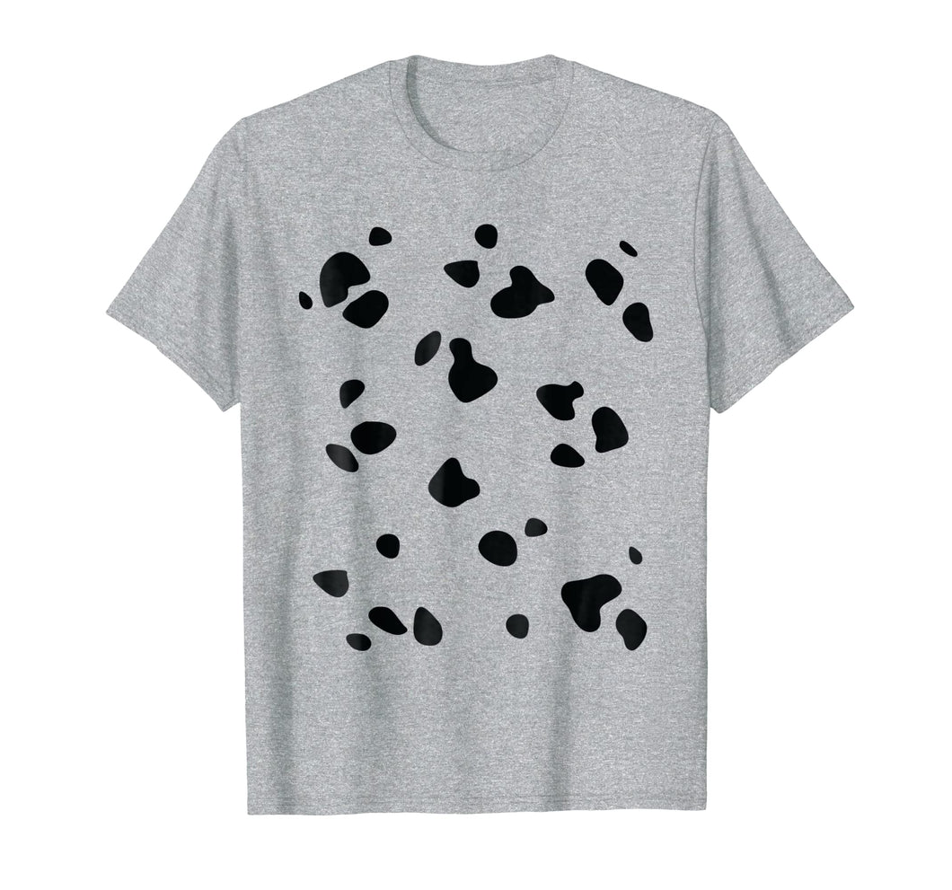 Dalmatian Dog Animal Halloween DIY Costume Funny Shirt
