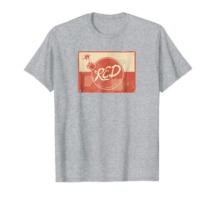 Team Fortress 2 Team Fortress 2 Red Logo t-shirt - TRS023