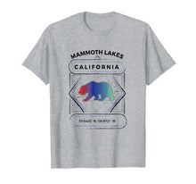 Afbeelding in Gallery-weergave laden, Mammoth Lakes T Shirt Summer Winter Hiking Adult Kid Apparel