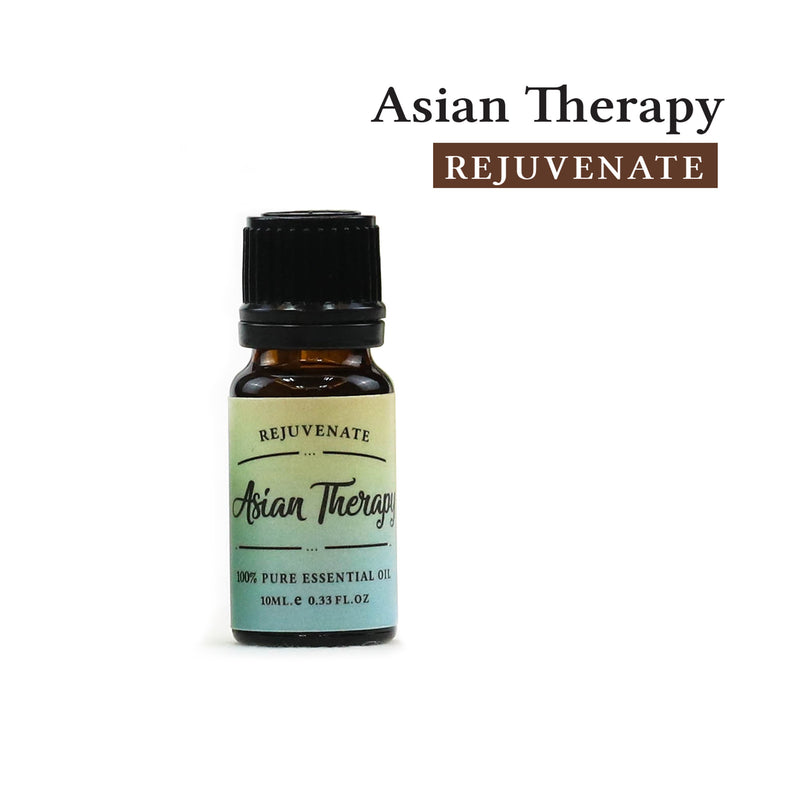 Essential Oil Asian Therapy