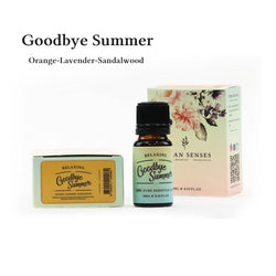 Essential Oil Goodbye Summer