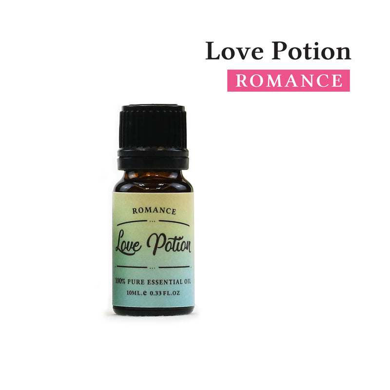 Essential Oil Love Potion