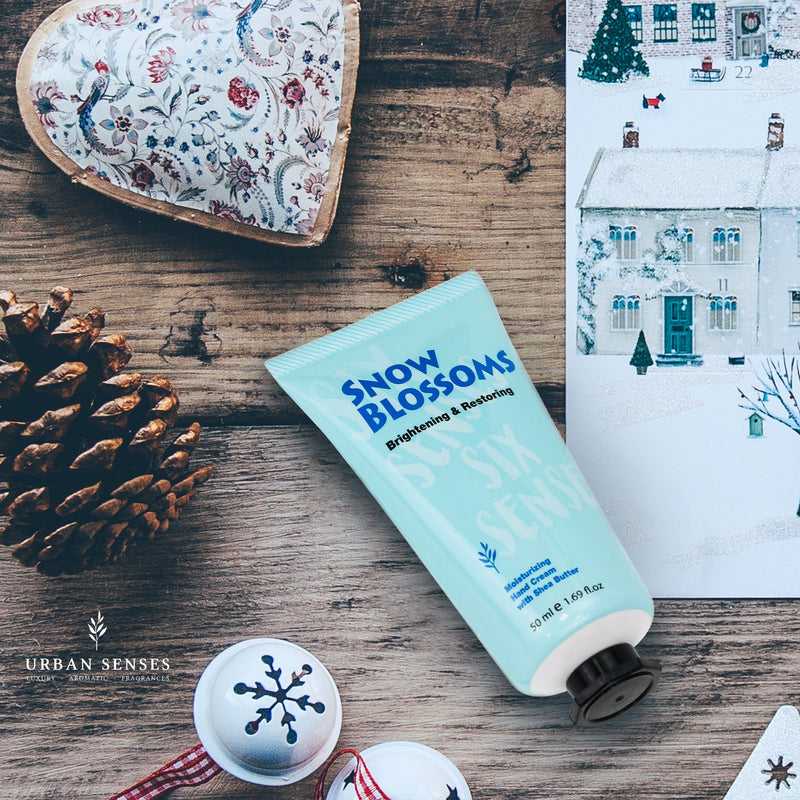 Moisturizing Hand Cream Snow Blossoms