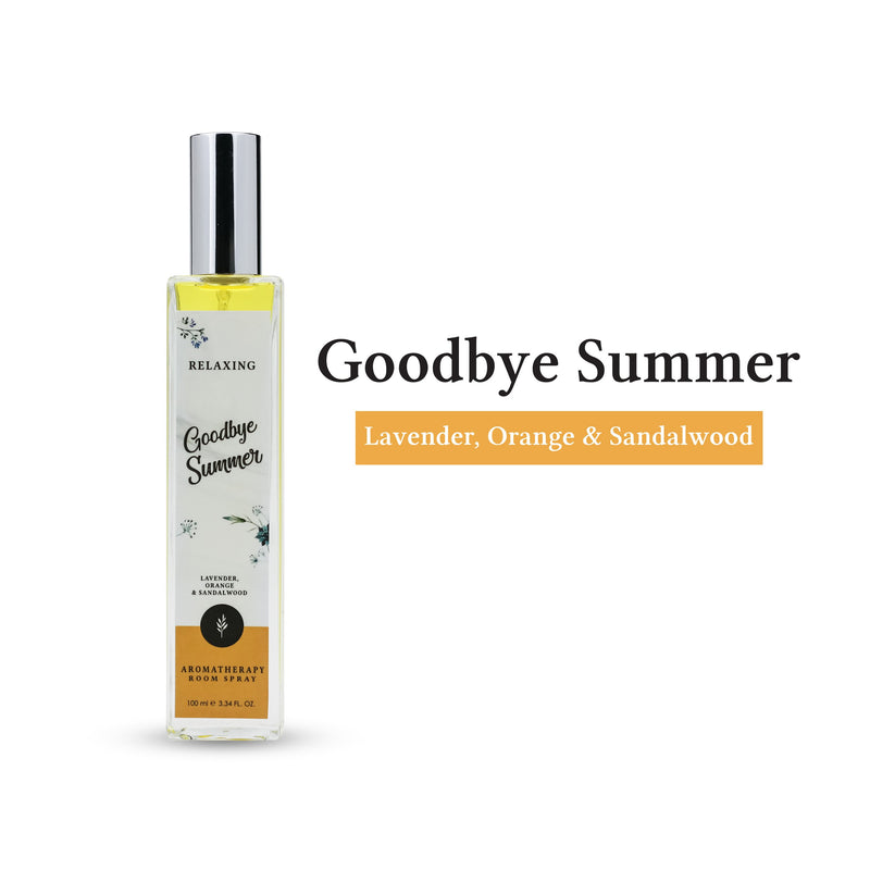 Room Spray Goodbye Summer
