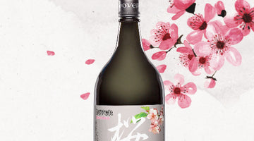 Ginza Sakura Bash: Three great signature drinks with Dover Sakura Liqueur