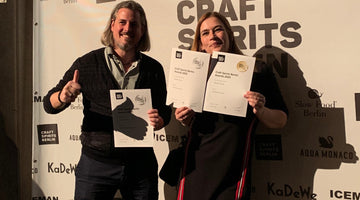 Craft Spirits Awards 2020: Shochu punktet in Berlin
