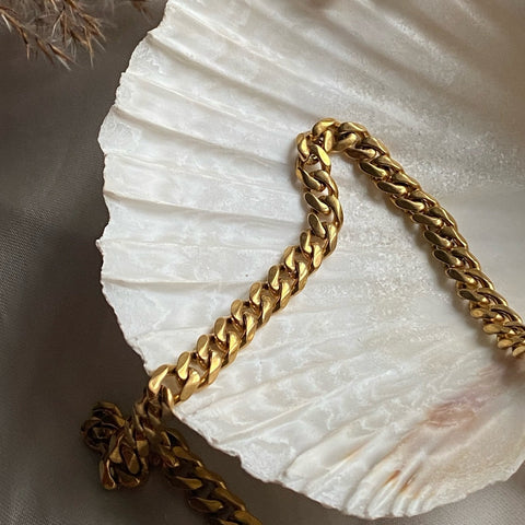 Cuban Chain Necklace (7mm)