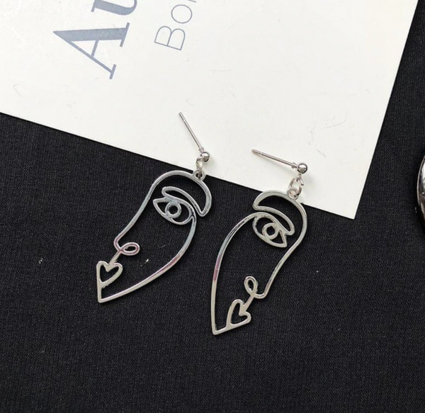 Picasso Drop Earrings