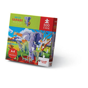 Puzzel Wild Safari (500pcs)