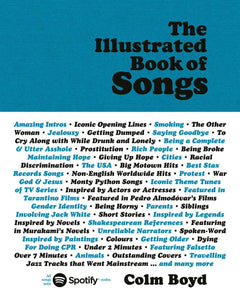 The Illustrated Book of Songs / Colm Boyd