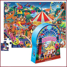 Puzzle Day at the Fair (48pcs)