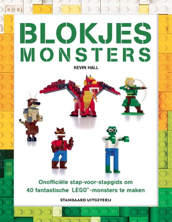 Blokjes monsters / Kevin Hall