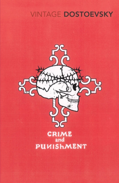 Crime And Punishment / Fyodor Dostoevsky