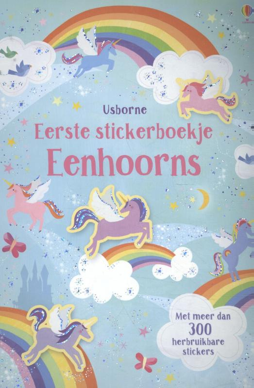 Eenhoorns Stickerboek