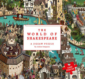 The World of Shakespeare 1000pcs