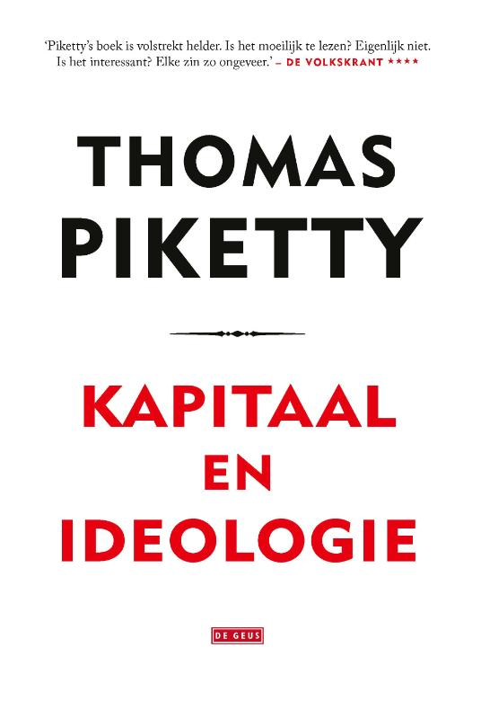 Kapitaal en Idealogie / Thomas Piketty