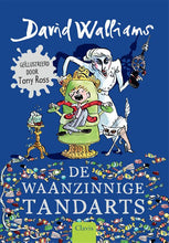Afbeelding in Gallery-weergave laden, De waanzinnige tandarts / David Walliams