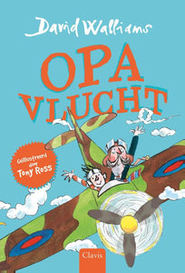 Opa vlucht / David Walliams