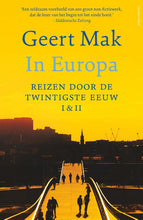Afbeelding in Gallery-weergave laden, In Europa (set) / Geert Mak