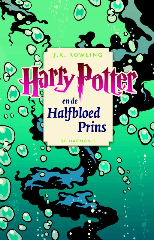 Harry Potter en de Halfbloed Prins / J.K. Rowling