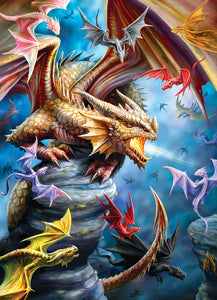 puzzle Dragon Clan 1000 pcs