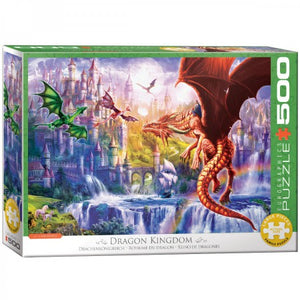 Puzzle Dragon Kingdom (500 pcs)