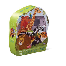 Afbeelding in Gallery-weergave laden, Floor Puzzle Jungle Friends (36pcs)