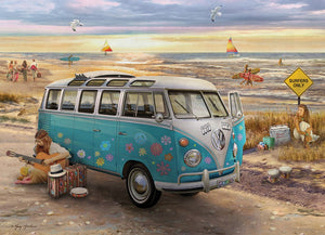 The love & hope VW Buss
