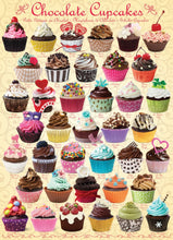 Afbeelding in Gallery-weergave laden, Puzzle Chocolate cupcakes 1000pcs