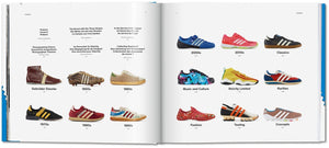 The adidas Archive. The Footwear Collection / Christian Habermeier,