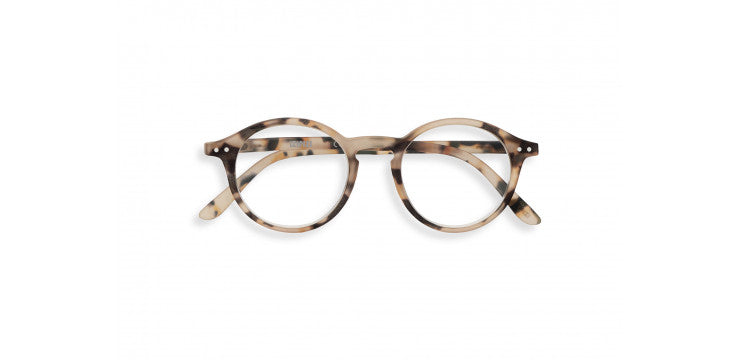 Leesbril #D Light Tortoise