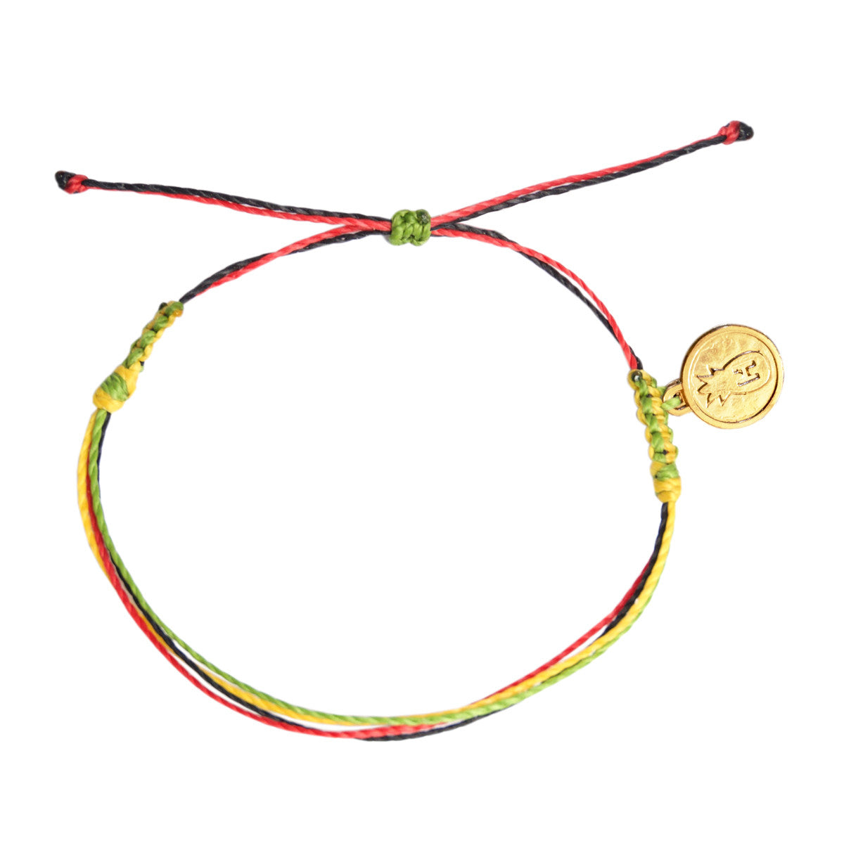 Wholesale Rasta String Bracelet