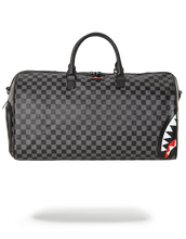 Load image into Gallery viewer, SPRAYGROUND SHARKS IN PARIS DUFFLE BAG