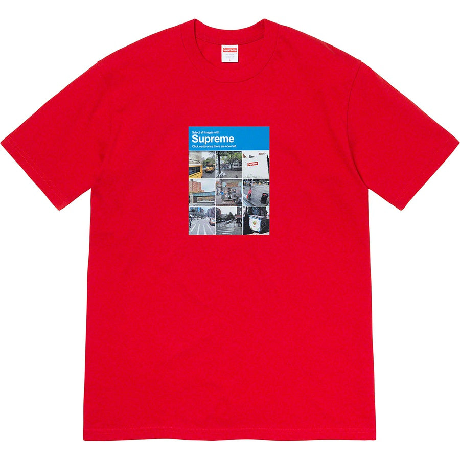 SUPREME VERIFY TEE