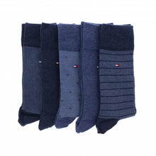 Load image into Gallery viewer, TOMMY HILFIGER 5P SOCKS