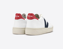 Load image into Gallery viewer, VEJA V-10 WHITE NAUTICO PEKIN