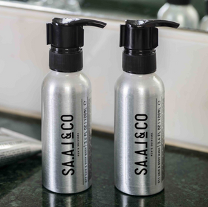 SA.AL HAIR & BODY WASH TRAVEL SET