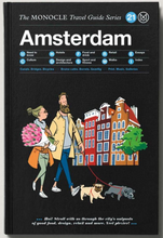 Load image into Gallery viewer, AMSTERDAM MONOCLE TRAVEL GUIDE