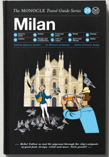 Load image into Gallery viewer, MILAN MONOCLE TRAVEL GUIDE