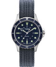Load image into Gallery viewer, TIMEX NAVI HARBOR STEEL