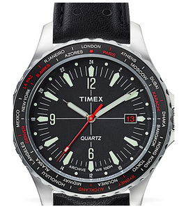TIMEX NEW WORLD TIME