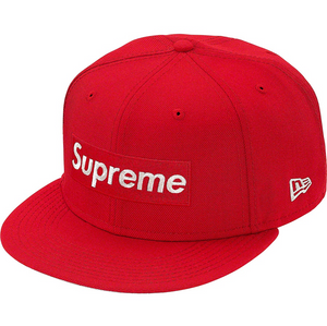 SUPREME NEW ERA CAP